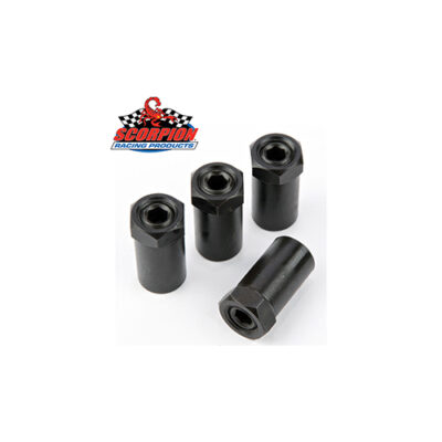 "Scorpion Racing Products 7/16"" Polylocks"