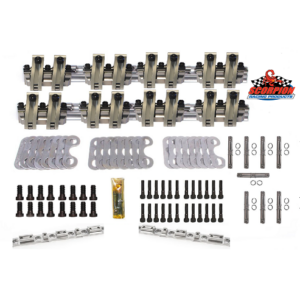 Scorpion Racing Products Shaft Rocker Arms