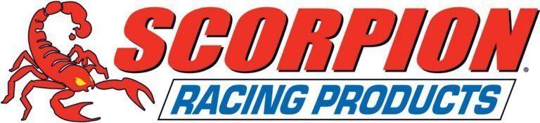 Scorpion Racing Products Bumper Sticker