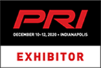 Join Us at the PRI Tradeshow in Indianapolis December 10 - 12, 2020