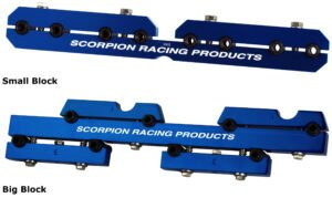 Scorpion Racing Products Valve Train Stabilizer Kits